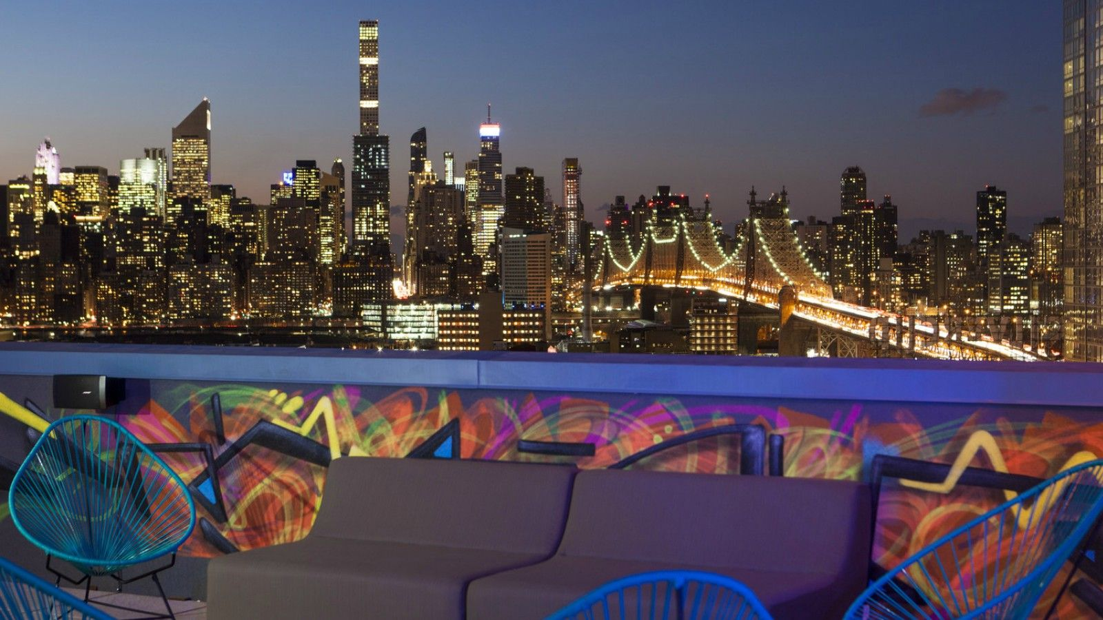 Long Island City Event Space - Terrace
